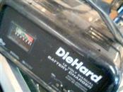 DIEHARD Battery/Charger BATTERY CHARGER ENGINE STARTER